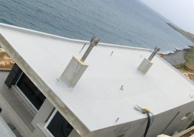 polyurea roof